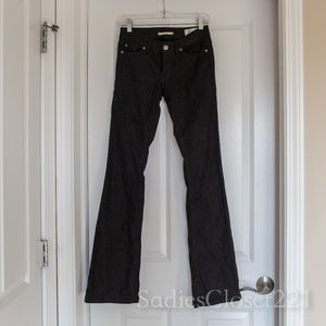 Women's GAP Black Jeans sz 0